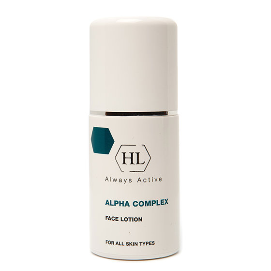 ALPHA COMPLEX FACE LOTION