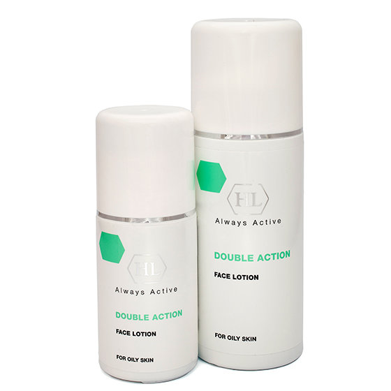 DOUBLE ACTION FACE LOTION